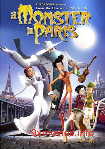 A Monster In Paris 2011 Dual Audio Hindi Bluray Movie Download