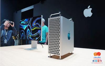 شركة ابل تعلن عن Mac Pro الجديد بمواصفات رائعه لا مثيل لها من قبل