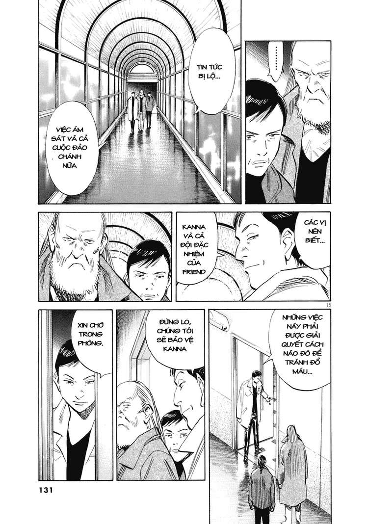 20th Century Boys chapter 221 trang 29
