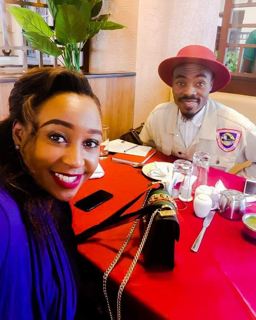 Revealed: Betty Kyallo Worked Closely With Wilkins Fadhili To Con Kenyans
