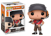 Funko Pop! Team Fortress 2 Scout