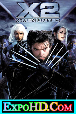 X-Men 2 2003 Full Movie In Hindi 480p _ Download Utoreent || BluRay || Esub 490mb|| Watch Online