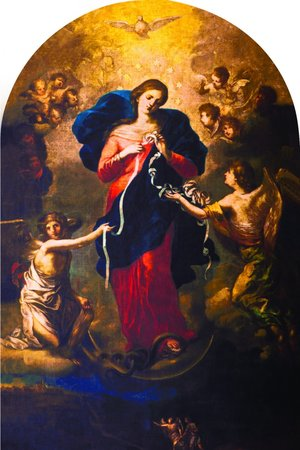 Pope Francis' Personal Devotion: Our Lady, Undoer of Knots & Novena