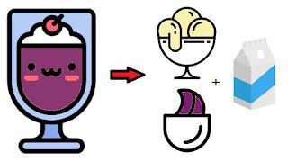 receita milkshake