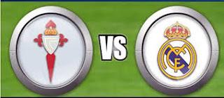 مباراة ريال مدريد وسيلتا فيغو