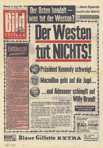 Bildzeitung Berlin