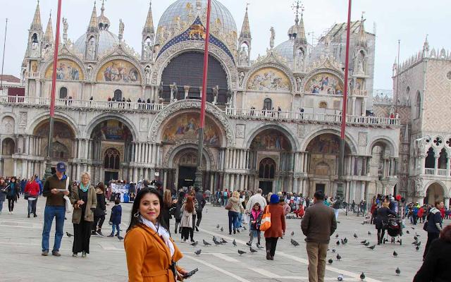 Diário de Viagem: Praça de San Marco, Veneza