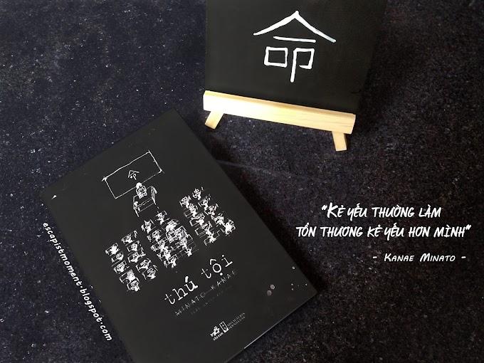 Tuyệt phẩm audio trinh thám tâm lý hình sự: Thú Tội - Minato Kanae (Trọn bộ)