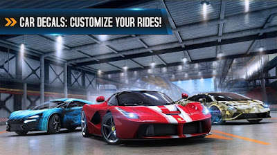 Download Asphalt 8 Airborne Mod Apk + Data