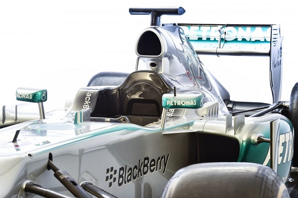 Mercedes-AMG Petronas W04 Lewis Hamilton a la venta