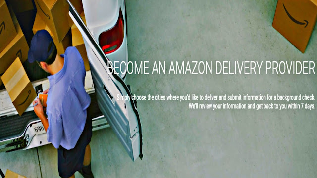 AMAZON DELIVERY SERVICE PROVIDER/BUSINESS IDEAS