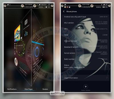 Cara instal pasang ROM Xiaomi Redmi Note 2
