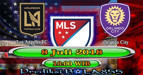 Prediksi Bola855 Los Angeles FC vs Orlando City 8 Juli 2018