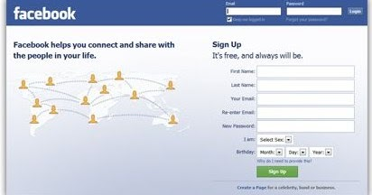 Version login pc facebook Switch Between