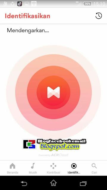 cara mencari judul dan lirik lagu dengan musixmatch