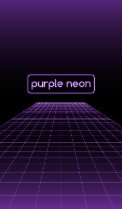 Purple Neon Light.WV