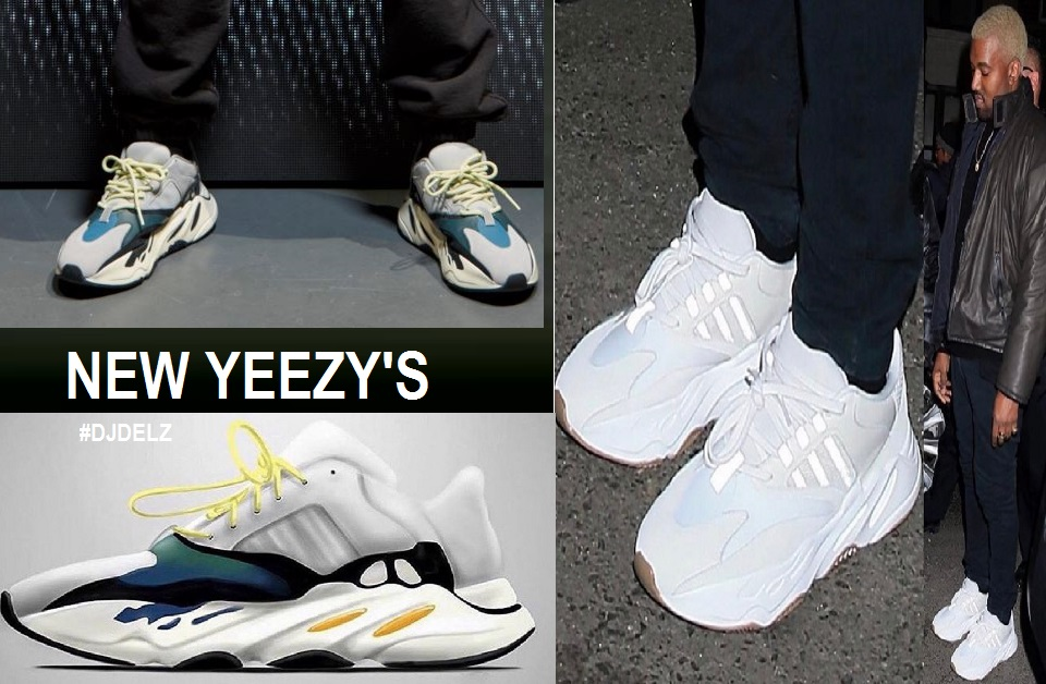 578e5f517 THE SNEAKER ADDICT  Kanye West adidas Yeezy Runner Sneaker Unveiled ...