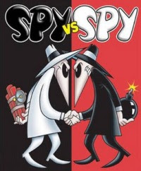 Spy vs Spy de Film