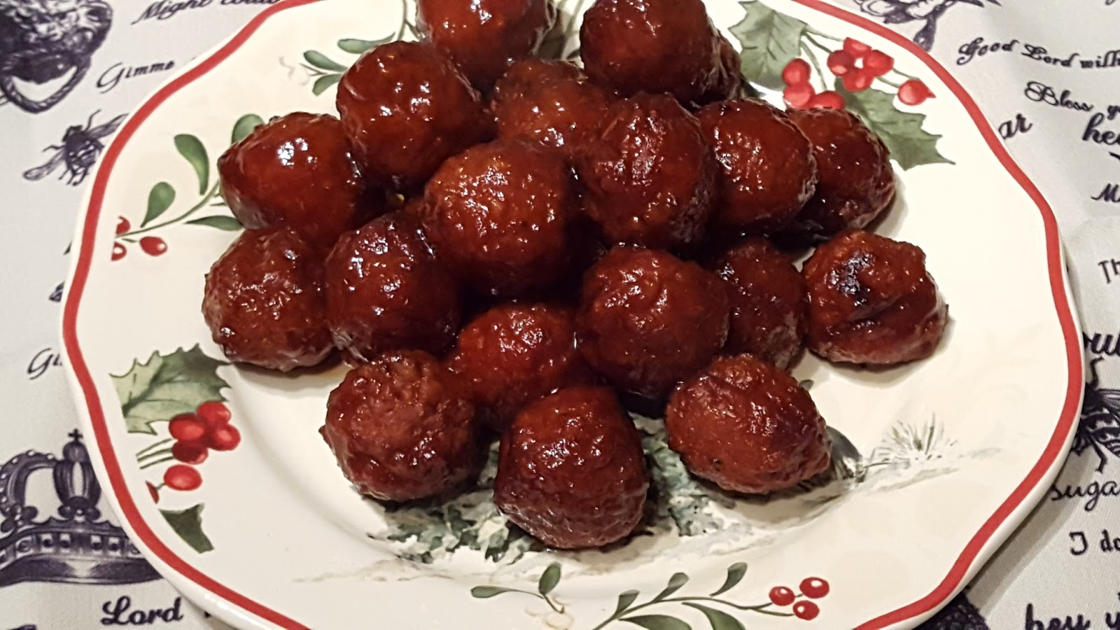 how to make swedish meatball sauce with grape jelly