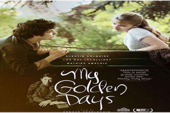 My Golden Days (2016)