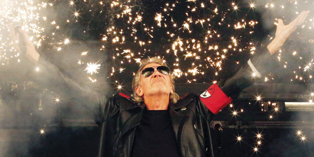 Star David Roger Waters Pig