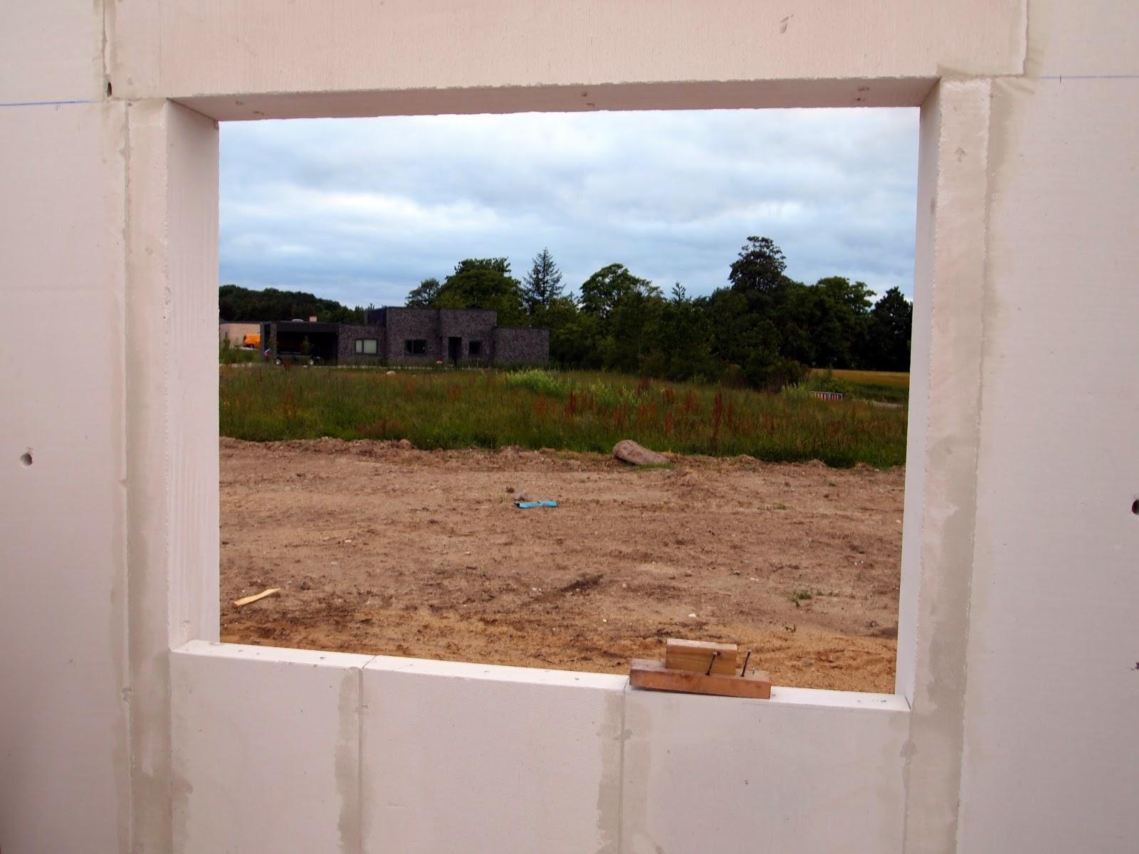 Byg nyt typehus: Flere vægge opsat (uge 4)
