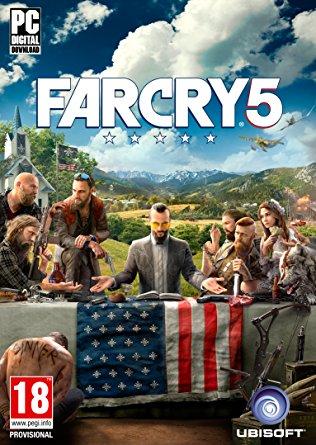 تحميل لعبة far cry 5 مع الترجمة العربية