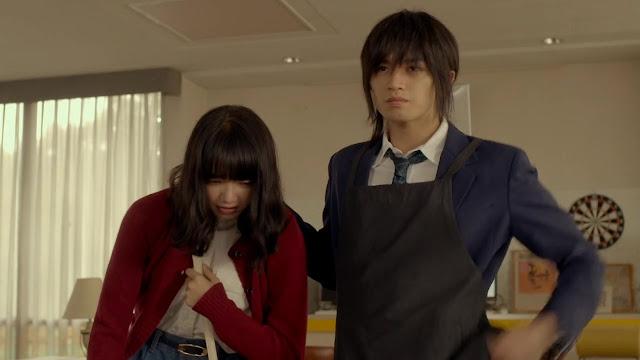 Kurosaki-kun no Iinari ni Nante Naranai Live Action (2015 ...