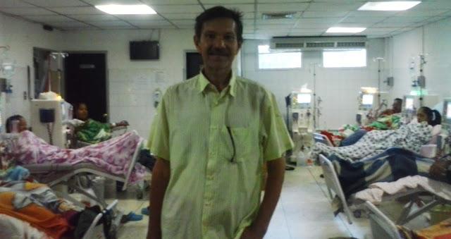 VIDEO: Pacientes de Diálisis en Apure piden que entre la ayuda humanitaria para poder vivir. (Entrevista).
