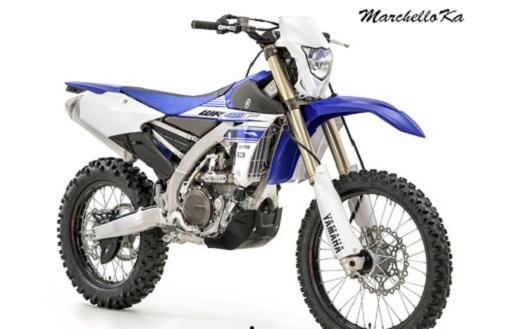 Harga Yamaha WR450F