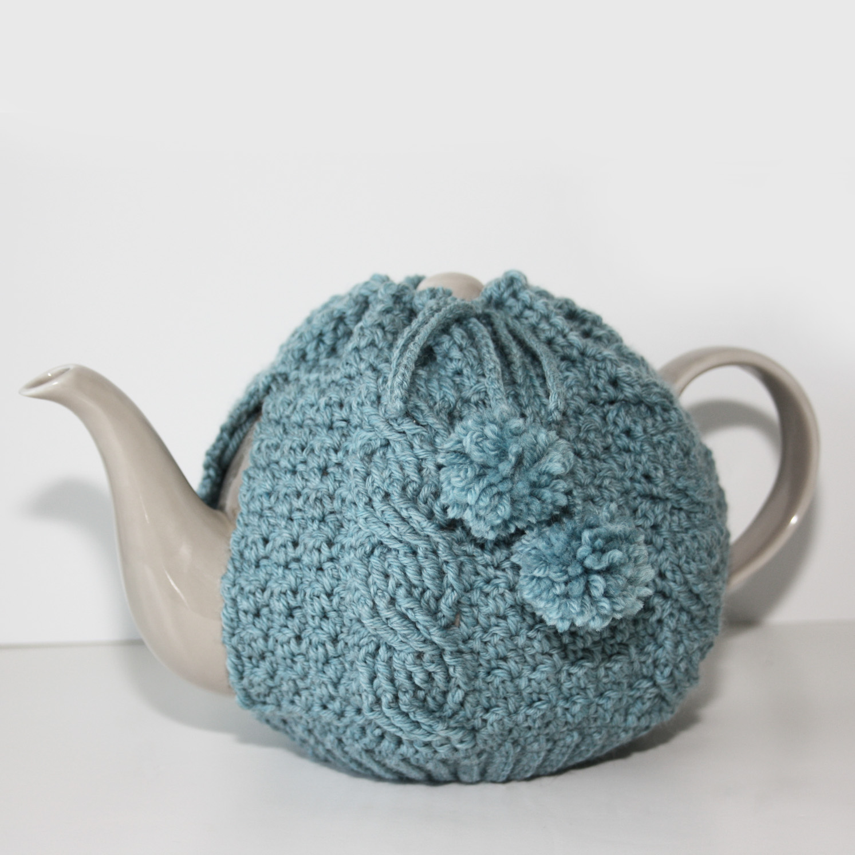 tea cosy template - knot sew cute design shop new crochet pattern tea time