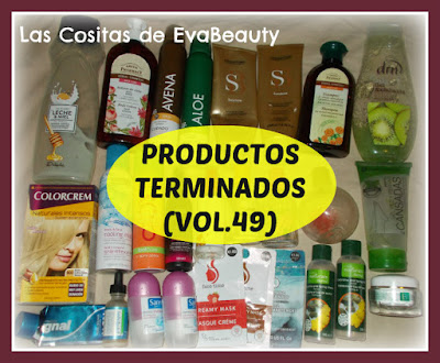 Productos Terminados (Vol.49)