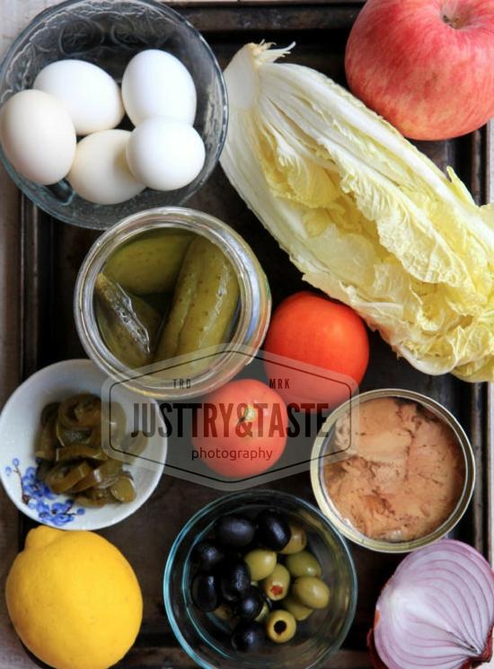 Resep Creamy Tuna Salad JTT