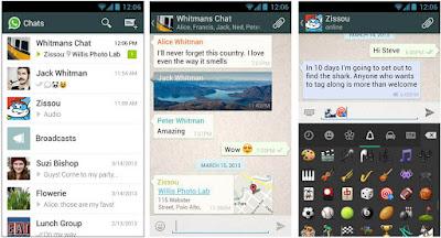 WhatsApp Messenger Official Apk-Screenshot