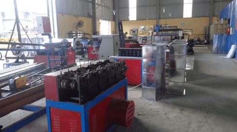 Quy trình sản xuất ống gió TPP Hình 10