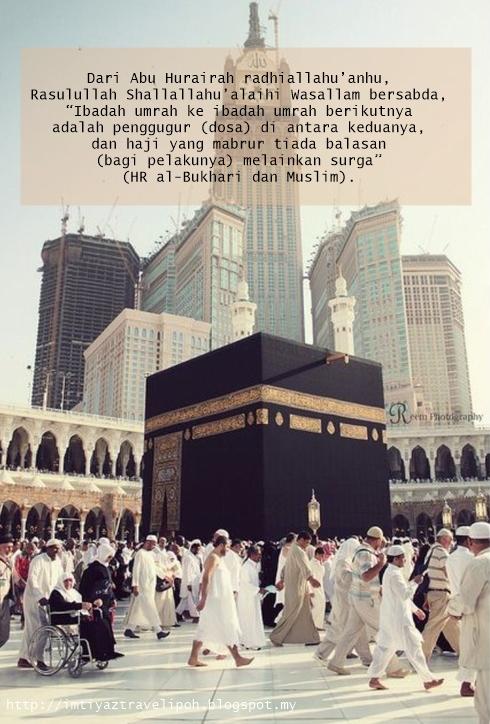 Imtiyaz Travel Tours Ipoh Branch Pengertian Haji Mabrur