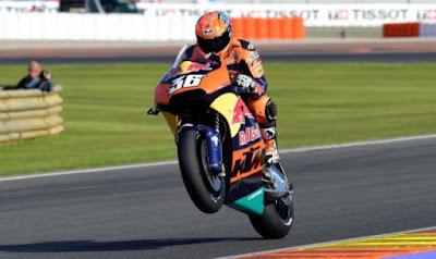 Persiapan KTM Untuk MotoGP 2017 Gunakan Mesin V4 Screamer