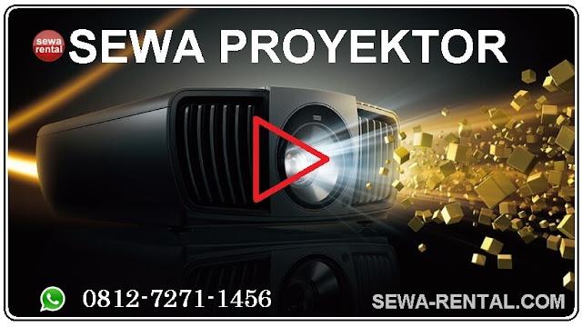 Sewa proyektor murah, Sewa projector