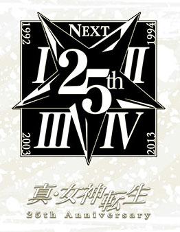 25º aniversario de la franquicia Shin Megami Tensei