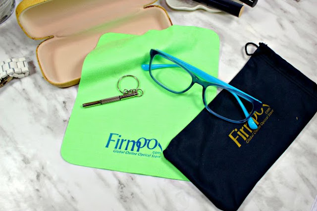 firmoo glasses in blue