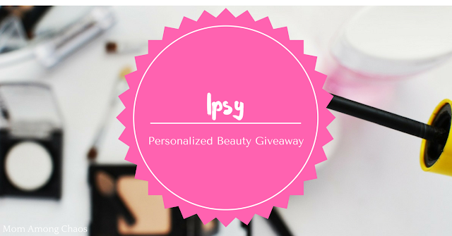 Ipsy Personalized Beauty Giveaway