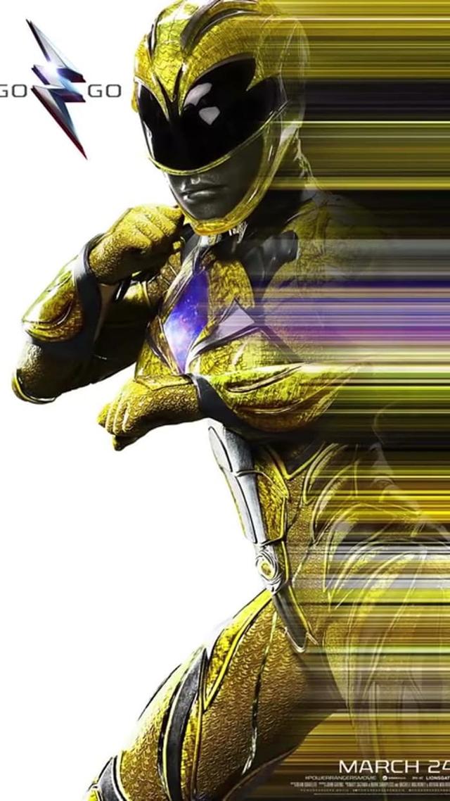 Ranger yellow