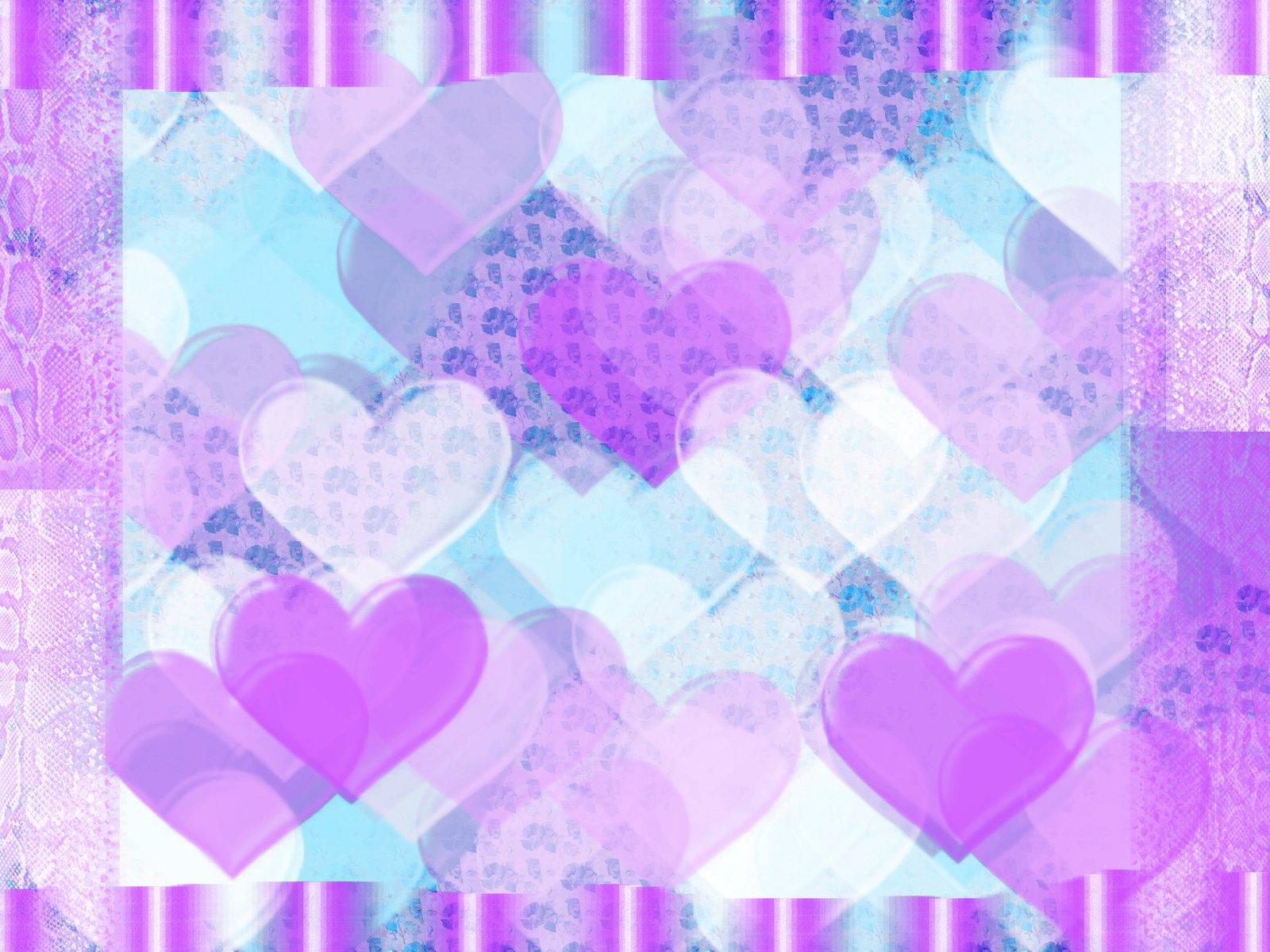 fondos con corazones para hacer tus wallpapers de amor