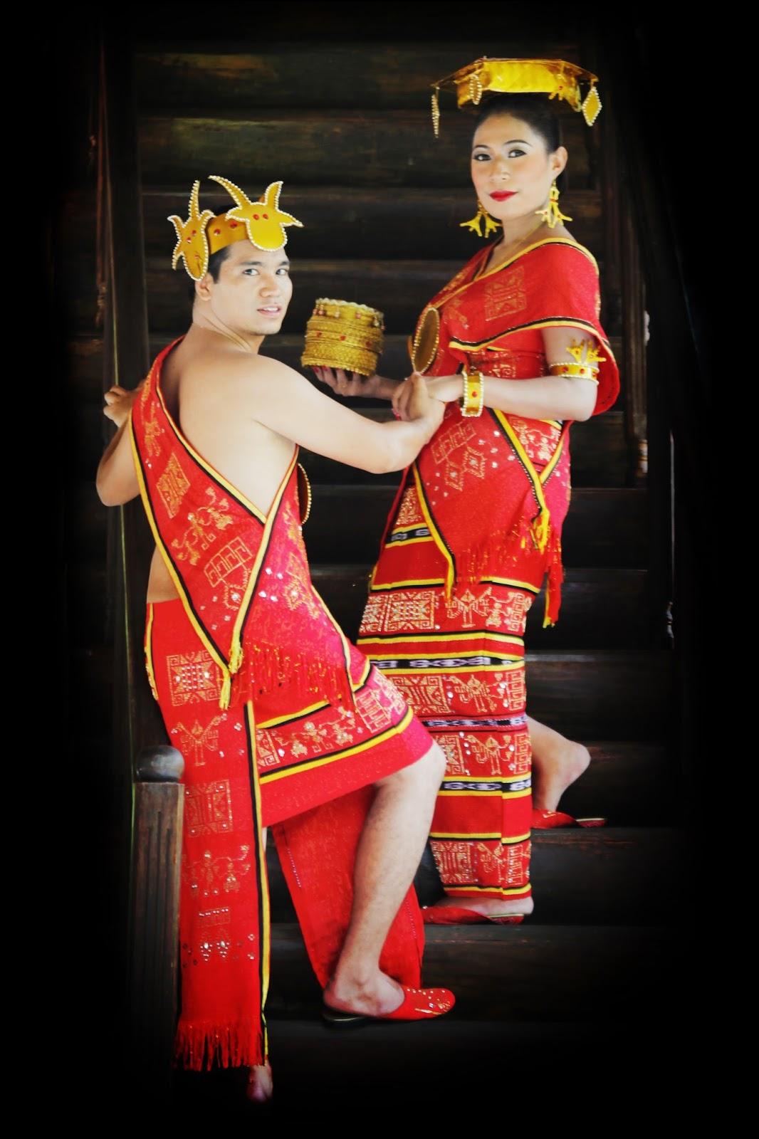 Pakaian Adat Maluku Barat Daya