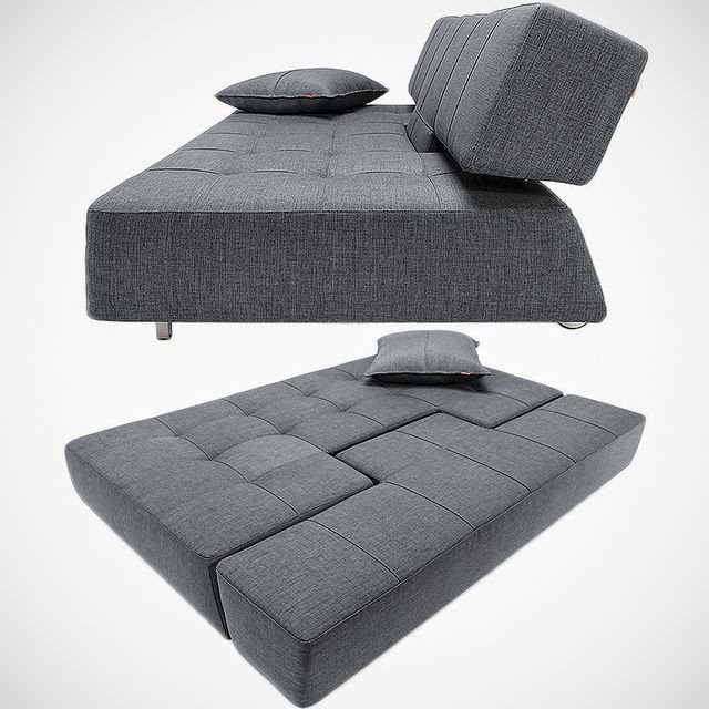 Innovative and Cool Convertible Sofa Designs (10) 10
