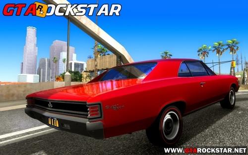 GTA SA - Mod Realistic Graphics Design (Gráficos Realista)