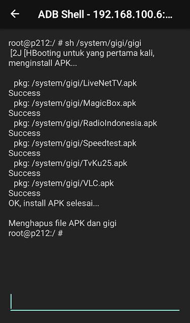 Cara Unlock STB HG680 P Dengan Pulpstone Android
