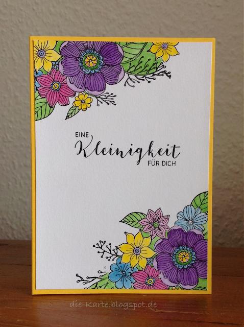 """""""Es gibt viele Dinge"""" Scrapbook Forever, """"Eine Kleinigkeit für dich"""" Papierwerkstatt by Susanne König"""