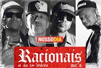 Sorteio Ingressos Show Racionais MC's Londrina