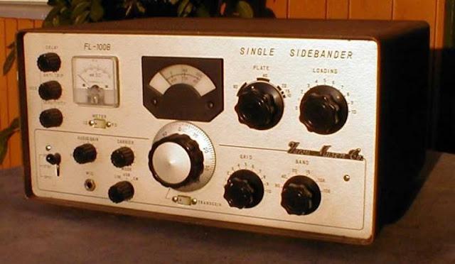 Yaesu FL-100B Transmitter